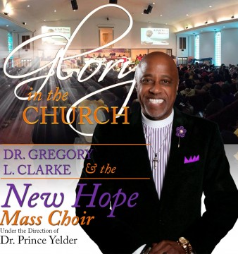 New Hope Baptist Church cd release