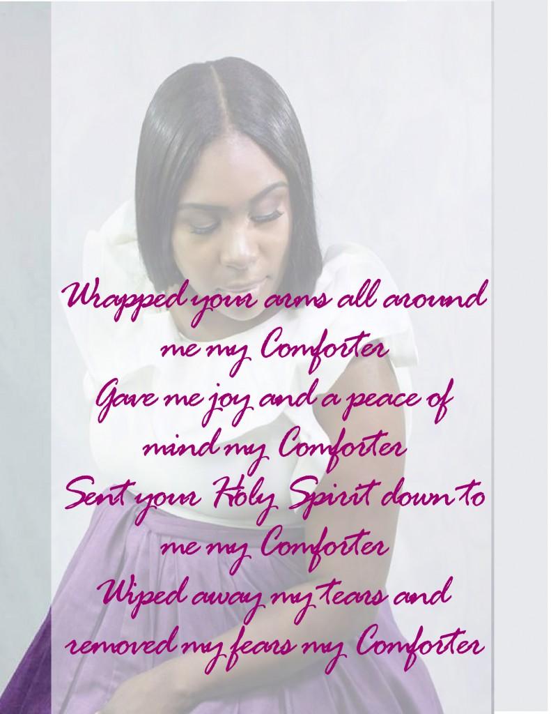 Comforter Lyrics - Rosalind Crawford comforter