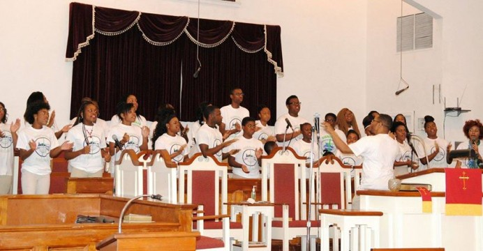 Birmingham Youth Fellowship Choir
