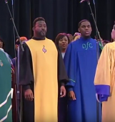 Birmingham GMWA 2016 Choir