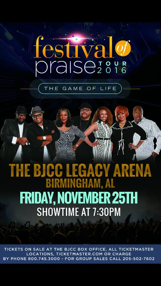 Festival of Praise Birmingham