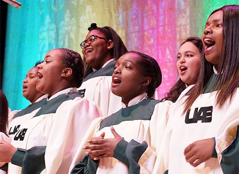uab gospel choir