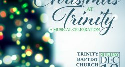 Trinity Baptist Church Christmas