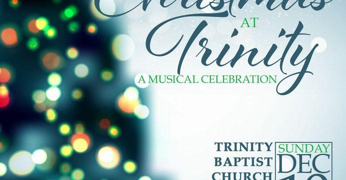 Trinity Baptist Church Christmas