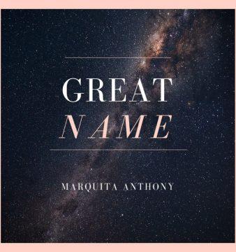 Marquita Anthony - Great Name