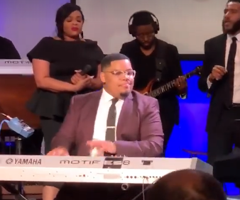Daniel Ford tributes Andrae Crouch tribute