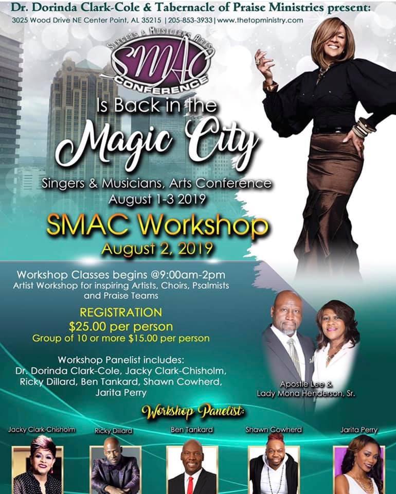 SMAC Conference Birmingham, AL