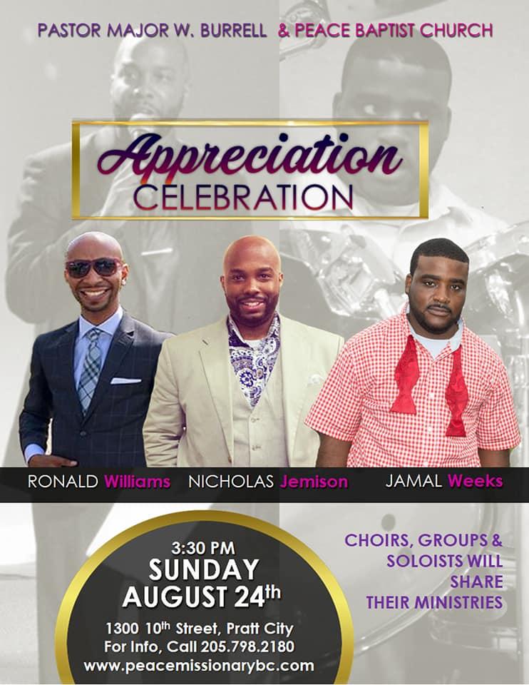 Appreciation Celebration
