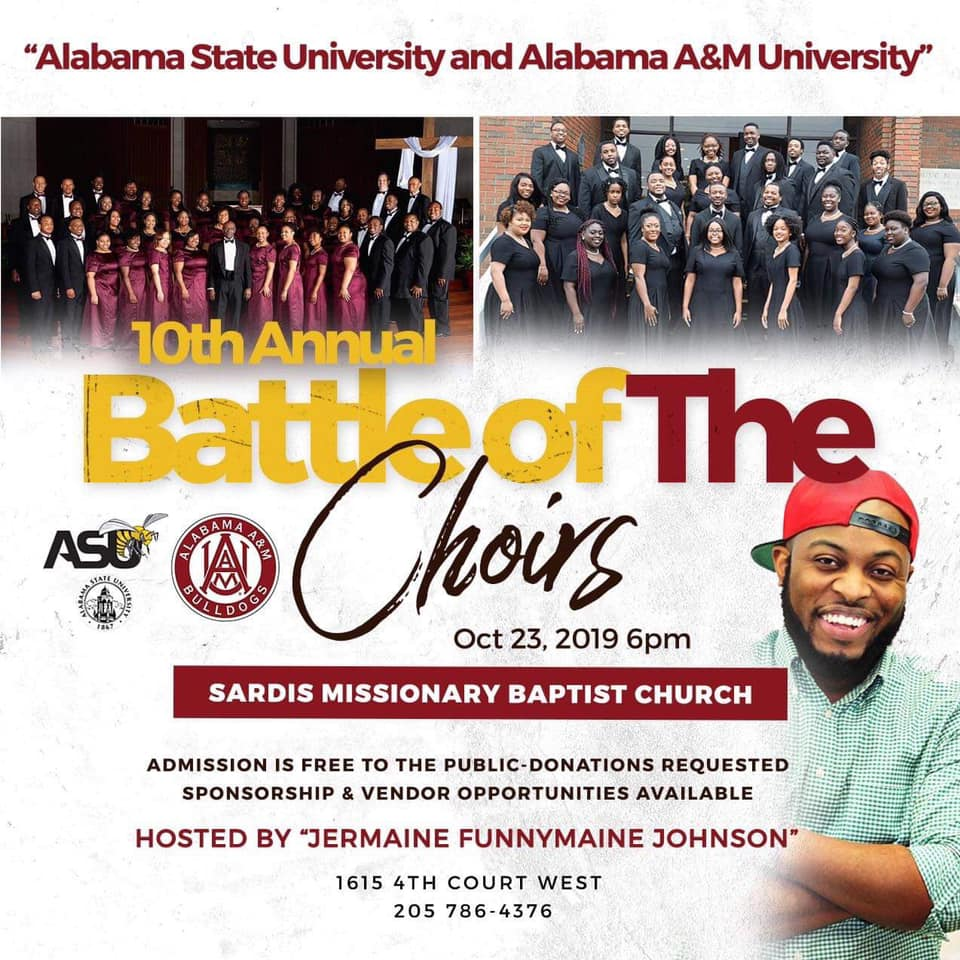 Battle of the Choirs 2019 Magic City Classic