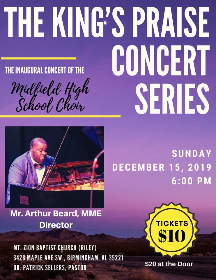 Kings Praises - Concert 2019