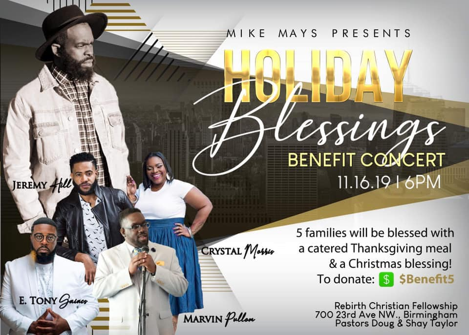 Mike Mays Benefit Concert