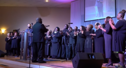 Rickey Smiley Mass Choir