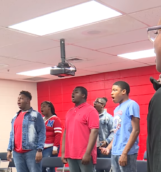 midfield high school choir