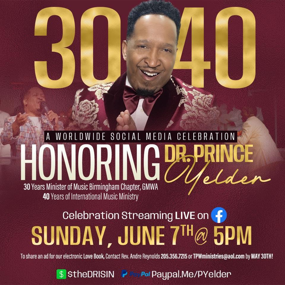 Prince Yelder Love Day 2020