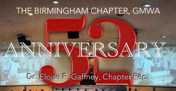 Birmingham Mass Anniversary