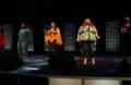 Jasmine Williams, Netra Young, Marquita Anthony, Kyndra Stoudimire and Valerie Smith