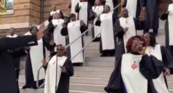 Birmingham Mass choir virtual christmas concert