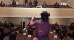 Miles College Choir 2020