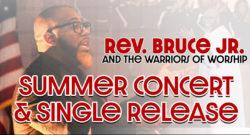 Bruce Jr Summer Cocnert
